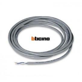 BTICINO LIVINGLIGHT  CAVO SCS DOPPINO INTRECCIATO L4669  CON GUAINA 1€ AL METRO