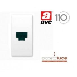 AVE 441024 PRESA TELEFONICA RJ11 DOMUS BIANCA