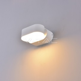 V-TAC LAMPADA LED VT-816 6W IP65 RUOTABILE BIANCA