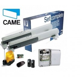 CAME 001U7090 KIT AUTOMAZIONE CANCELLO BATTENTE 3MT 230V