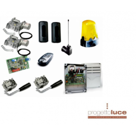 CAME 001U1924 KIT CANCELLO FROG BATTENTE INTERRATO MAX 3,5 MT 230V