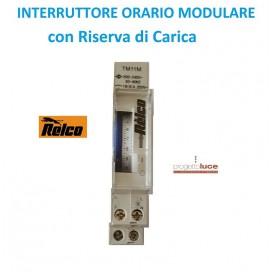 INTERRUTTORE ORARIO RELCO TM11M RO0833