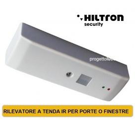 HILTRON IR8 RILEVATORE a TENDA INFRAROSSI PASSIVI per PORTE E FINESTRE CIA