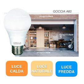 10 LAMPADINE LED Bulbo E27 A60 da 12W a 15W