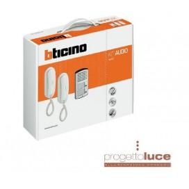 BTICINO 366821 Linea 2000 Kit CITOFONICO AUDIO BIFAMILIARE 2 fili Sprint L2