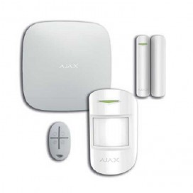Kit Allarme Wireless AJAX GSM Antifurto Casa senza fili app mobile Smart Home
