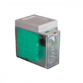 kit pacco batteria xbat d'emergenza tampone 24v faac 390923