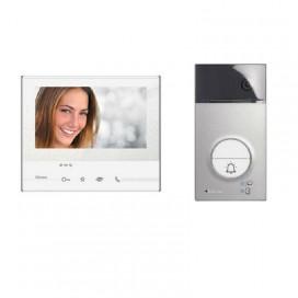 BTICINO 363911 -KIT VIDEOCITOFONIA BTICINO MONOFAMILIARE CLASSE 300 X13E Wi-fi