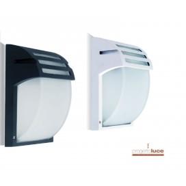 V-TAC VT-754 PORTALAMPADA DA GIARDINO WALL LIGHT DA MURO PER LAMPADINE E27 IP44
