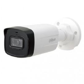Dahua hac-hfw1200t-s4 Telecamera Bullet HDCVI ibrida 4in1 2mpx 2.8mm OSD alluminio ip67