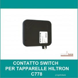 HILTRN C778 CONTATTO A FILO PER TAPPARELLE SWITCH ANTIFURTO