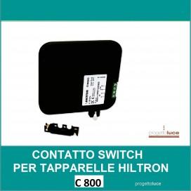 HILTRON C800 CONTATTO PER TAPPARELLE CON SCHEDA CONTA-IMPULSI