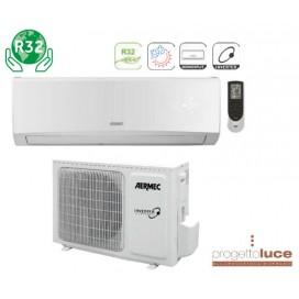 AERMEC 9000 BTU CLIMATIZZATORE CONDIZIONATORE INVERTER 2,7KW SLG250W A++/A+ GAS R32