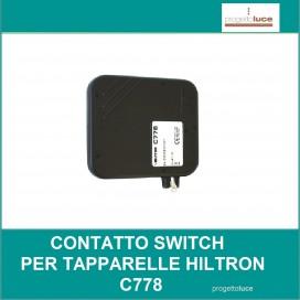 HILTRON C778 CONTATTO A FILO PER TAPPARELLE SWITCH ANTIFURTO