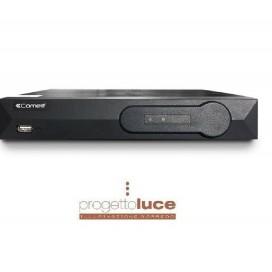 NVR videoregistratore Comelit 8 ingr. IP FULL-HD POE 1TB IPNVR085DPOE hd2tb comp