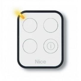 Telecomando Bidirezionale Nice 3 tasti on3ebd 433mhz con verifica stato impianto