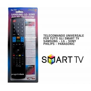 TELECOMANDO UNIVERSALE GBS PER TUTTI I TV TELEVISORI SAMSUNG LG PHILIPS SMART TV