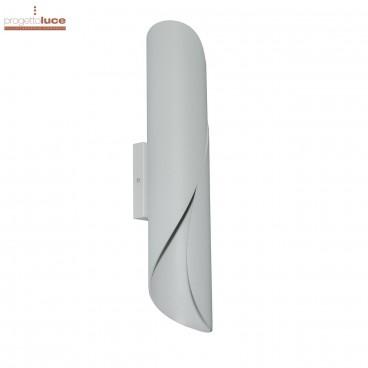 Applique LED MODERNO per interni G9 14W faretto doppia luce lampada muro parete