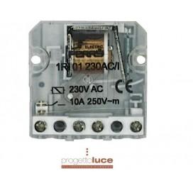 PERRY 1RI01230ACPC Relè ad Impulsi Perry elettromeccanico 230V TIPO FINDER 2601