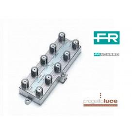 FRACARRO 280725 Derivatore Tv Fracarro 8 vie attenuazione -16dB - 5–2400MHz