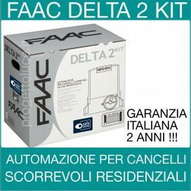 faac | Delta 2 KIt 1056303445