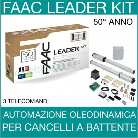 Faac | Leader KIt 105633450