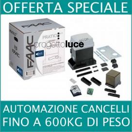 Faac | pratico kit 10564944