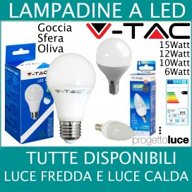 Lampadine led E14