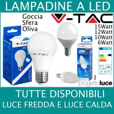 Lampadine led e14 6w sfera oliva fiamma tortiglione for Lampadine led e14 prezzi