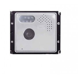 URMET DOMUS 1755/40 telecamera color K-Steel inox unità ripresa 5 fili Bibus VOP