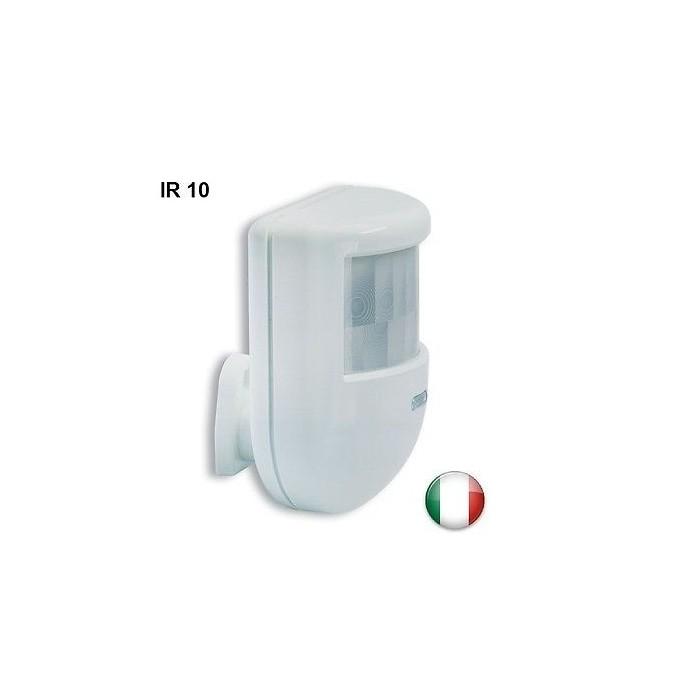 Rivelatore volumetrico ad infrarossi allarme antifurto - Costo allarme volumetrico casa ...