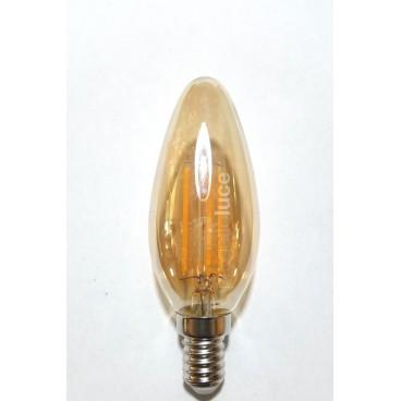 lampadine led a filamento e14 oliva