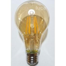 Lampadine led E27 a filamento goccia