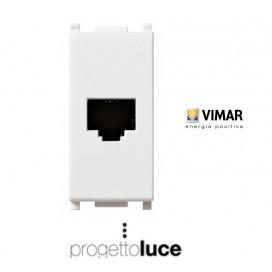 VIMAR 14320 PRESA TELEFONICA RJ11 PLANA