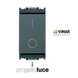 VIMAR IDEA 16016 INTERRUTTORE BIPOLARE 16A ANTRACITE