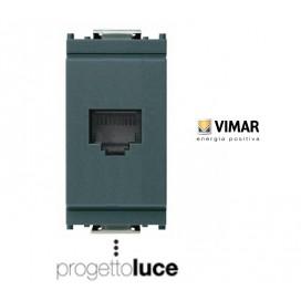 VIMAR 16335 PRESA TELEFONICA IDEA RJ11 ANTRACITE