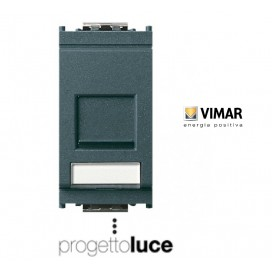 VIMAR 16358.8 PRESA DATI IDEA RJ45 CATEGORIA 5 AQNTRACITE