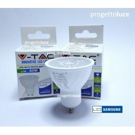 LAMPADA SPOT GU10 6,5W V-TAC CHIP SAMSUMG