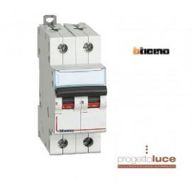 BTICINO FC881NC10 INTERRUTTORE MAGNETOTERMICO 1P+N 10A 4,5 KA