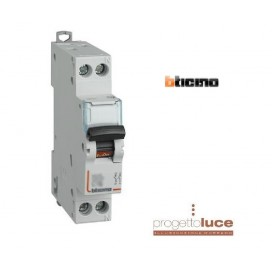BTICINO FC881C16 MAGNETOTERMICO 1PN 16A 1MODULO 4,5KA