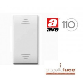 AVE 441001 INTERRUTTORE 16A 1P Illuminabile SERIE DOMUS